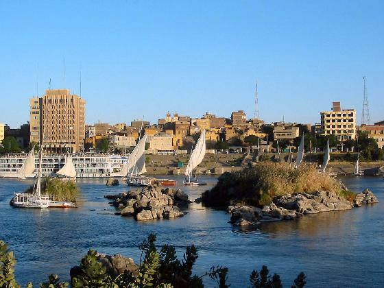 From Aswan to Hurghada